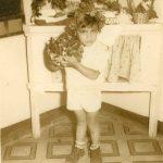 גדי מוזס 1954 ילדות בירושלים