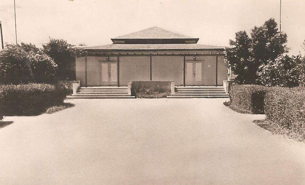 בית העם נחנך בצדמבר 1939