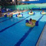 בריכת השחיה